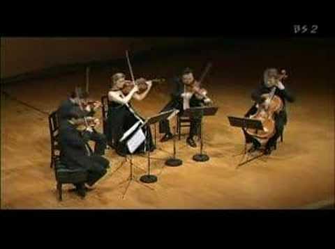 Henschel Quartet Live in Tokyo - Brahms Quintet 1 (1)