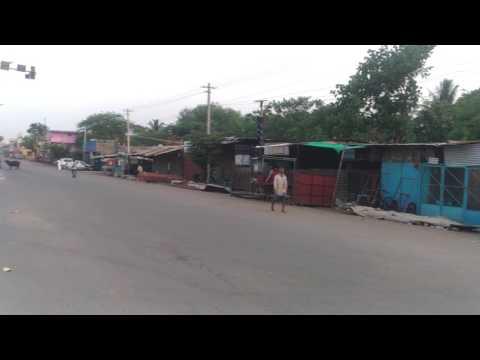 Ranibennur Halgeri road