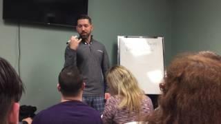 17-2-7 Tuesday Training Ian Prukner 501