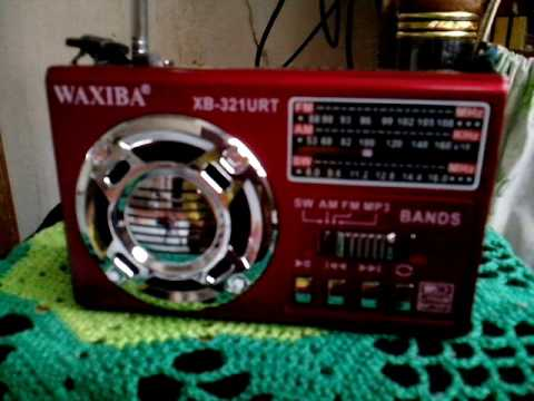 Radio Drama Intro: Bakas sa Buhangin (DZNG-Naga, Bicol PH)