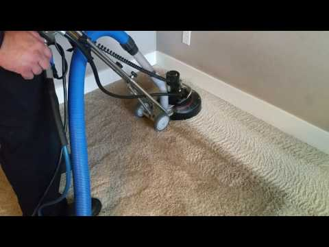 Rotovac 360I quad head Carpet cleaning vancouver wa