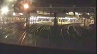Class 50 Thrash action Night time cab ride.wmv