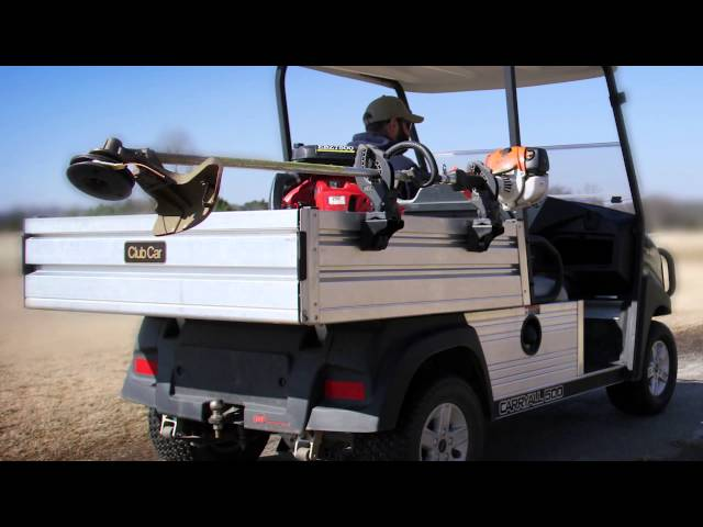 Club Car Success Stories - Carryall