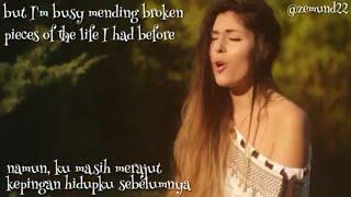 muse - unintended ( cover by julia westlin ft david meshow)  video lirik terjemahan by zemund22
