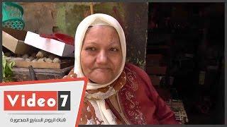 الحاجة منى تطلب من الرئيس السيسى ثلاجة لإتمام زواج ابنتها