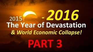 World Stock Market MELTDOWN into 2016–2022 and Gold & Silver Spike - PART 3 / Bo Polny