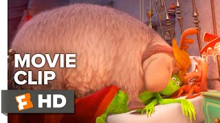 The Grinch Movie Clip - Fred and Max Jump in Bed (2018) | Movieclips Coming Soon