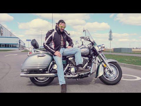 Kawasaki Vulcan 1600 Nomad, если хотите много мотоцикла и тюнинга