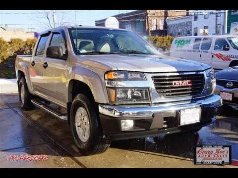 2005 gmc canyon off road 4 wheel drive youtube. Black Bedroom Furniture Sets. Home Design Ideas
