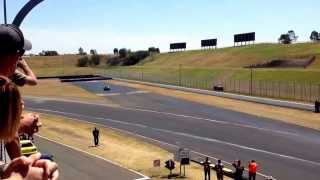 PPRE 6B RX4 6 rotor at world time attack 2013