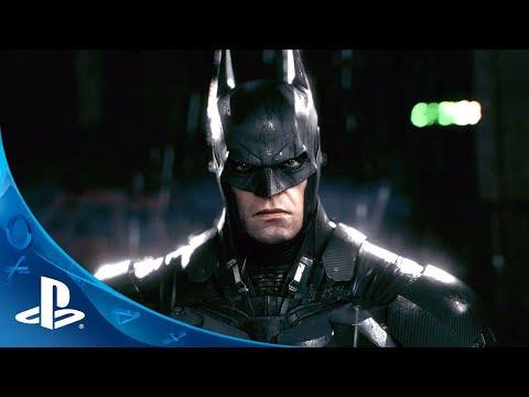 "Official Batman: Arkham Knight Gameplay Trailer - ""Evening The Odds"""