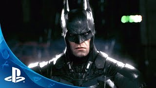 "Official Batman: Arkham Knight Gameplay Trailer - ""Evening The Odds"""