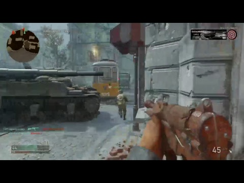 CALL OF DUTY WWII - Road to prestige