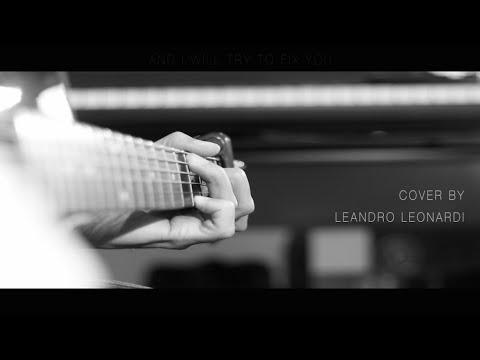 Coldplay - Fix You [Acoustic Cover.Karaoke.Lyrics.Instrumental]