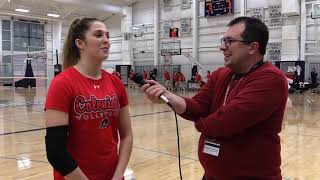 Volleyball Weekly with Whitney Brown