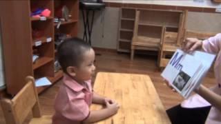 Bé nhận biết chữ cái tích hợp - Tường Minh 24 tháng tuổi
