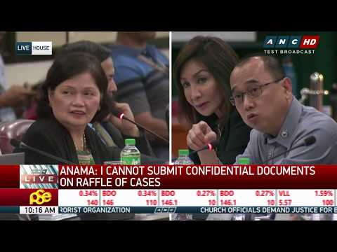 WATCH: House Justice Committee tackles Sereno impeachment complaint