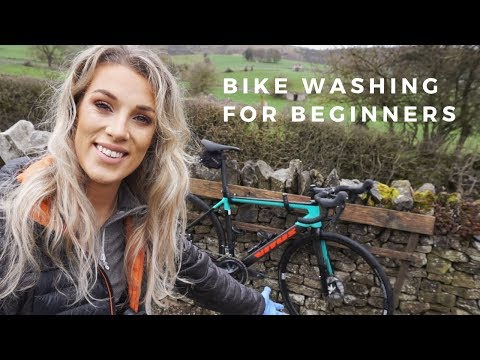 DISC BIKE CLEANING FOR BEGINNERS: THE 3 PARTS YOU ACTUALLY NEED TO CLEAN. BEGINNERS BIKE GUIDE