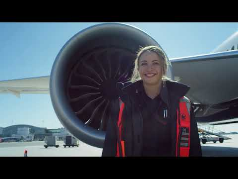 Air Canada: International Womens Day 2020
