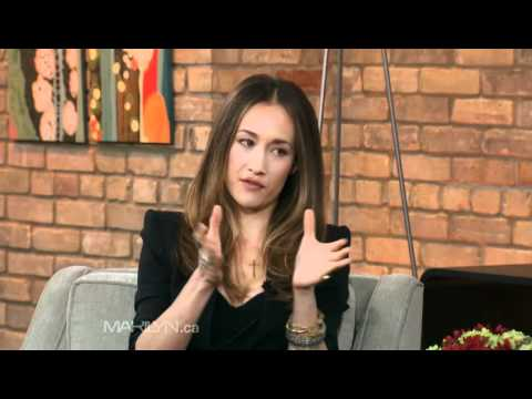 Maggie Q  The Marilyn Denis