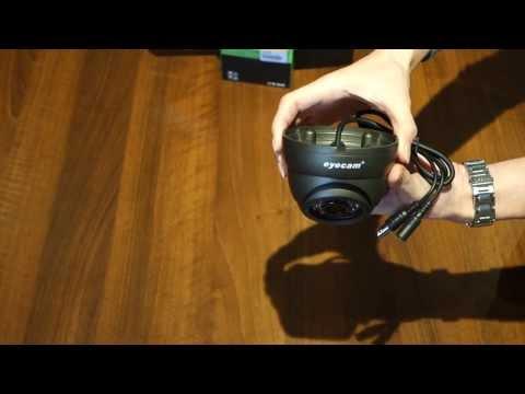 Camera Supraveghere Eyecam EC-284 - Www.1cctv.ro
