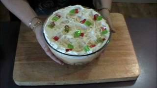 My Secret Trifle - Video Recipe