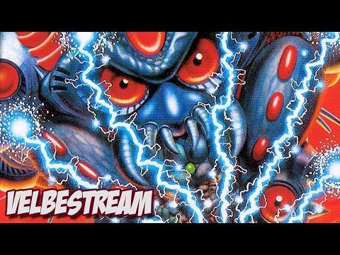 Truxton Ao Vivo - Live de Mega Drive #velbestream