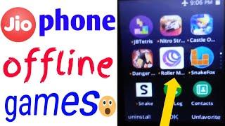 Jio Phone Games Download | Jio Phone New Update Today | Jio Phone Offline Games | New Apps