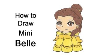 How to Draw Belle (Mini)