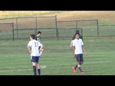 Bishop Seabury Academy soccer - 14-10-15