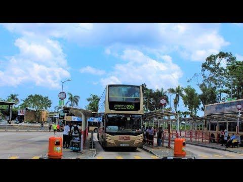 【歐三舊直】九龍巴士KMB  S  ATE31 @ 299X  西貢→沙田市中心