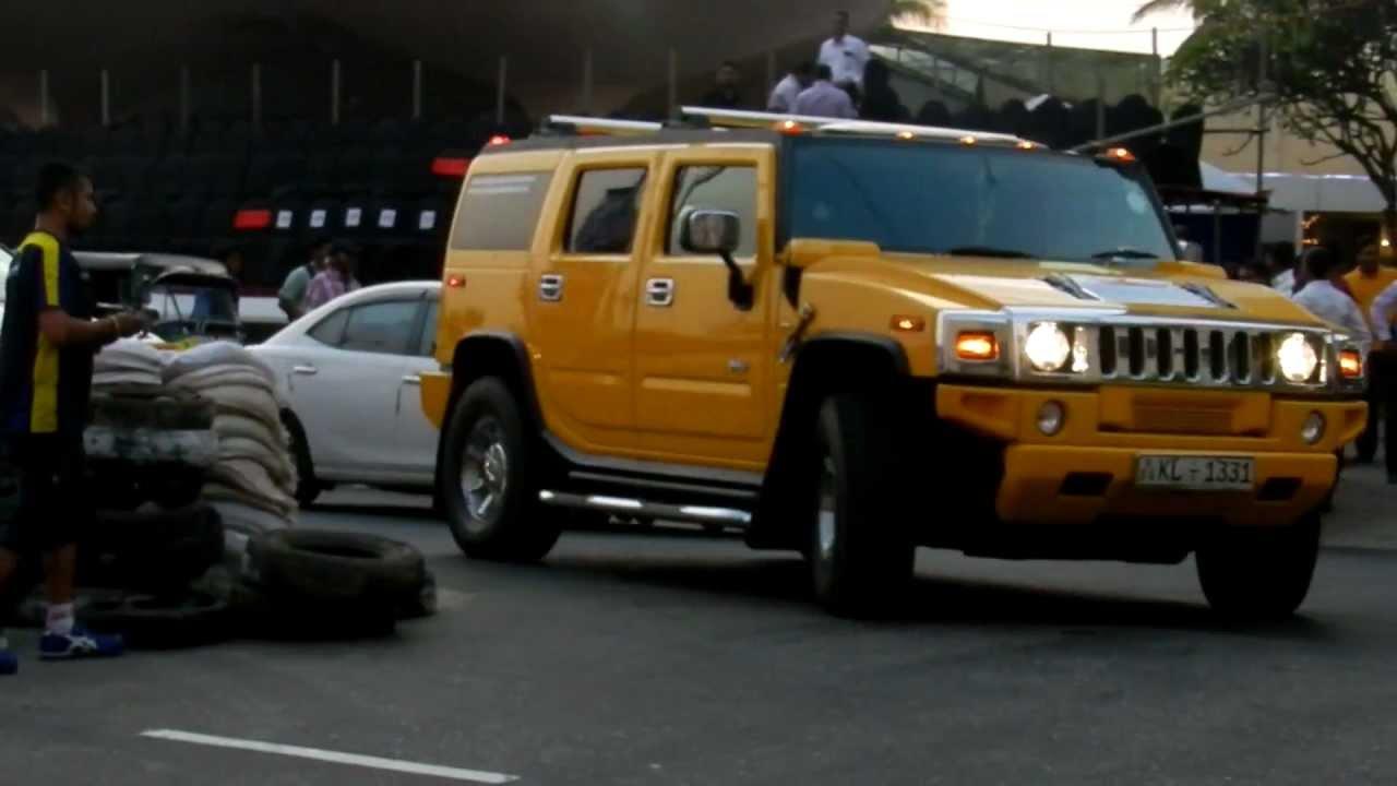 Roshan Jayawardane S Blog Ro H Hummers In Sri Lanka