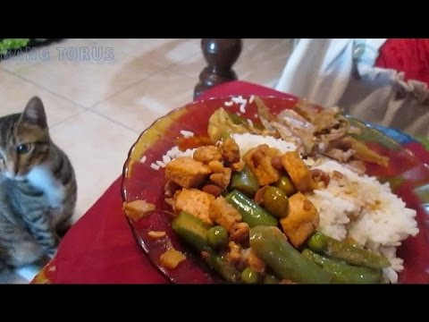 Cooking with Mom #7 - Tauco & Ikan Sampah | Indonesian Food