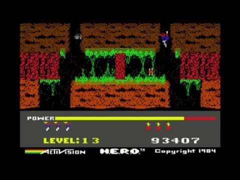H.E.R.O C64