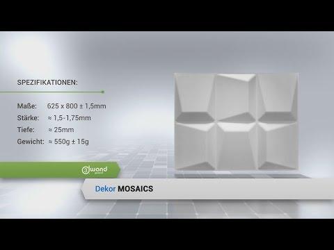 3d-wandpaneel---mosaics-|-wandverkleidung-|-wanddekoration-|-paneele-|-3d-decken