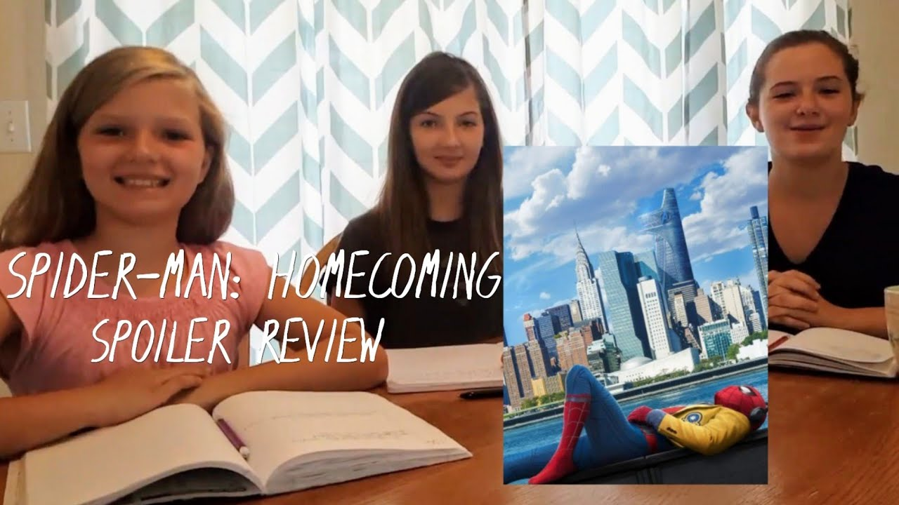 Spider-Man: Homecoming-Spoiler Review!
