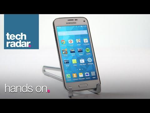 Samsung Galaxy S5 Mini hands on