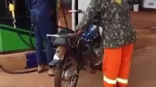 Ingatkan moto rupanya basikal