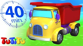 Car toy | Truck | TuTiTu car for kids special