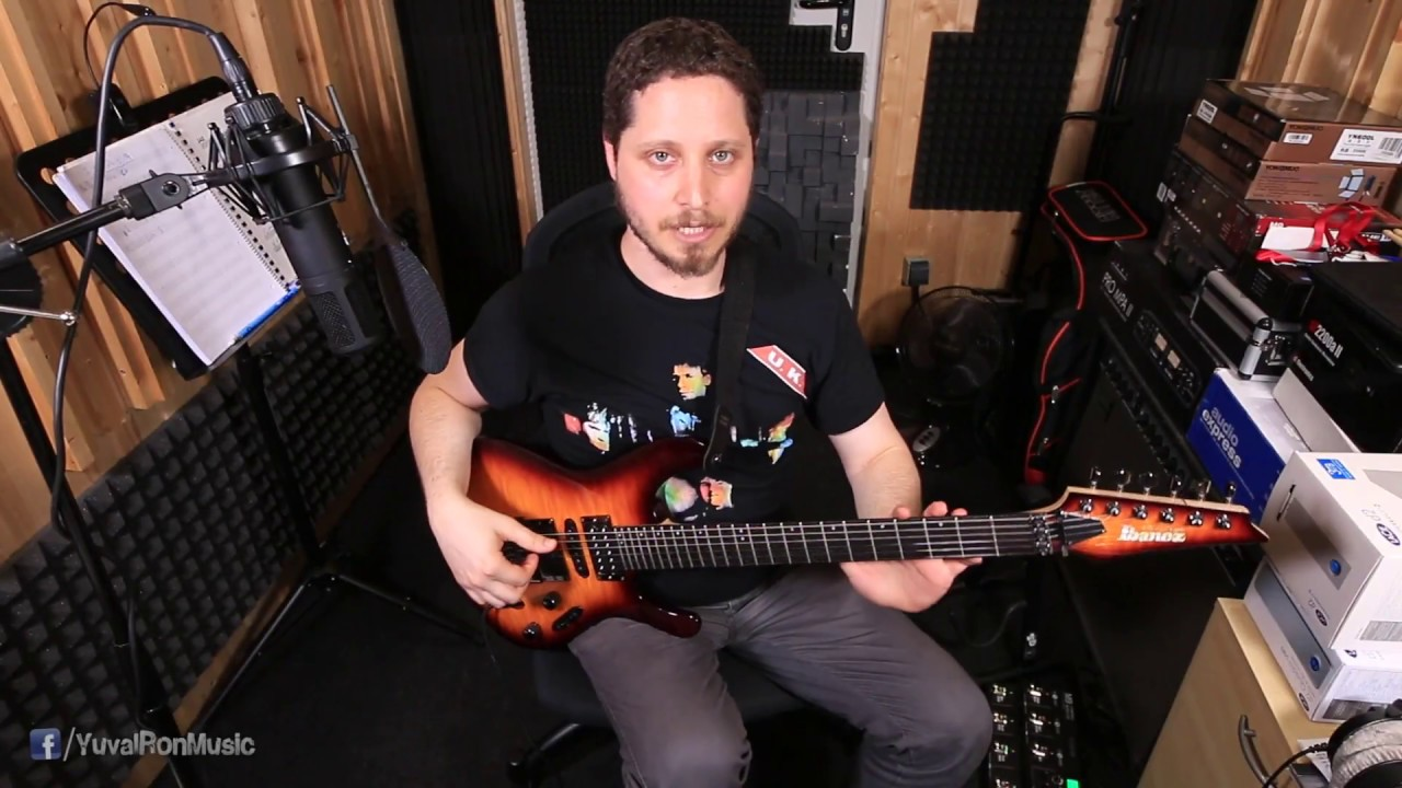 Yuval Ron Guitar Session 31 Chord Gadd2 Inversions Youtube