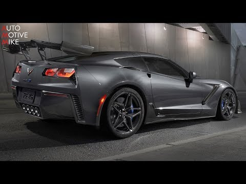 THIS IS THE 750HP 2019 CORVETTE C7 ZR1 ON THE NÜRBURGRING