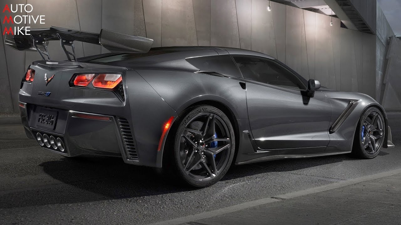 This Is The 750hp 2019 Corvette C7 Zr1 On NÜrburgring