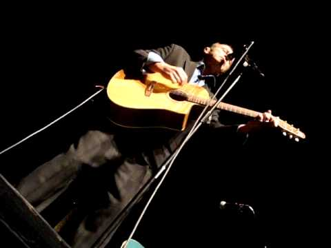 Golden Brown performed by Hugh Cornwell solo acoustic gig Huddersfield 2012