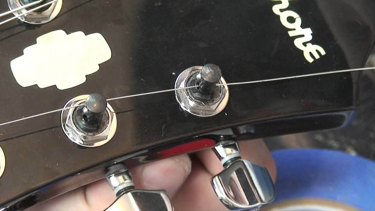 Using D\'Addario Planet Waves Auto-Trim Tuners for the first time ...