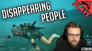 DISAPPEARING PEOPLE! - PlayerUnknown's Battlegrounds Gameplay #102 (PUBG  Duos with STODEH)