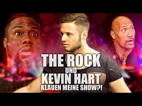THE ROCK & KEVIN HART klauen meine Show?! | inscope21