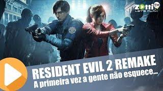 RE2 Remake - A primeira vez a gente não esquece!