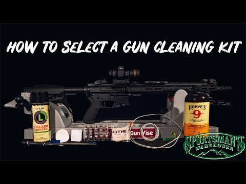 How To: Select a Gun Cleaning Kit