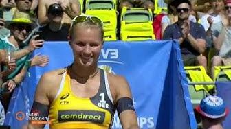 So kämpft eine Bremerin bei der Beachvolleyball-WM