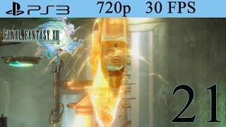 Final Fantasy XIII - Ep.21 Planta de alimentación de Palumpolum